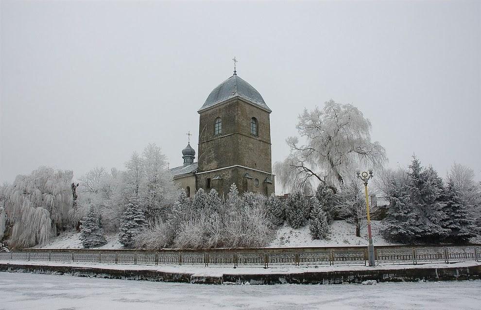 6. Настоящая и чистая красота церквей красота, украина