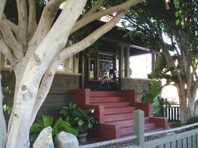 ロスアンゼルスのアメリカンカントリーハウスの写真