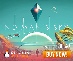 No Man's Sky Save 80%