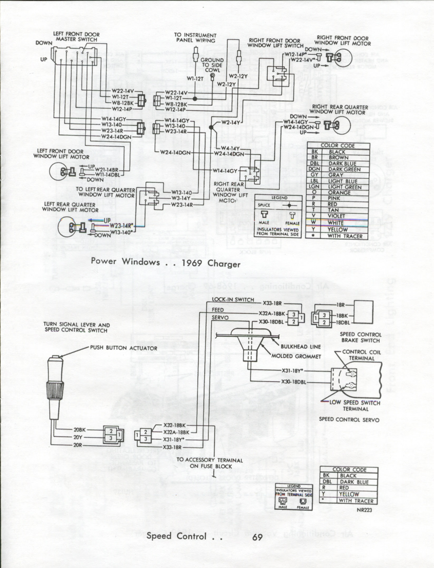 1968 Dodge Wiring Diagram Wiring Diagram Frame Frame Cfcarsnoleggio It