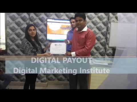 Digital Payout - Top Digital Marketing Institute in Delhi: Digital Payout Trainee Review | Digital Marketing Course