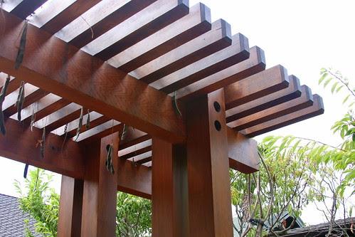 copper gate arbor