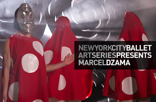 New York City Ballet Art Series Presents Marcel Dzama