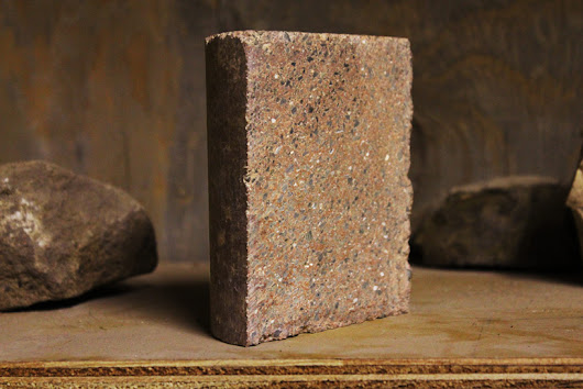 watershed materials develops geopolymer clay masonry