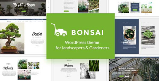 Bonsai WP - $49 (Limited Sales $21) - Lunartheme - Wordpress Theme, Free HTML | PSD templates