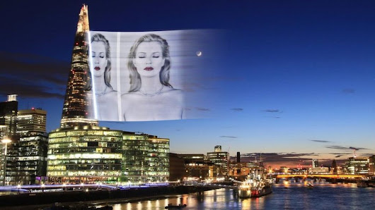How giant digital adverts could soon be in our cities - BBC News
