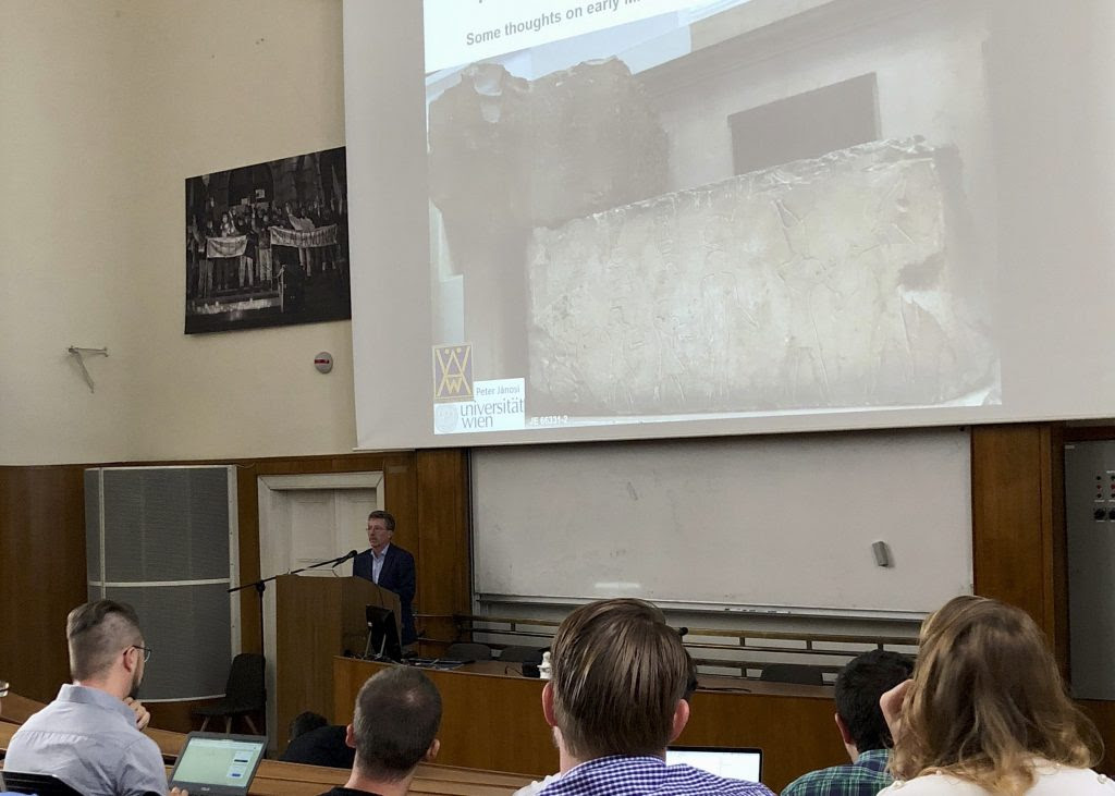 Dr. Peter Jánosi explains his thoughts on Middle Kingdom            art history