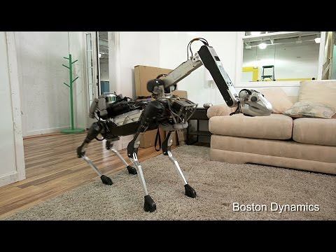 Episode 6: Discussing Boston Dynamics