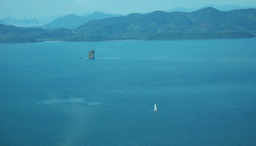 Open sea, east of Phuket