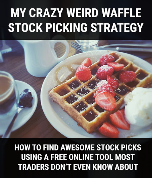 How I Found Stock Picks with...Waffles? - The Trade Locker