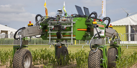 5 Agro-Bots That Will Change How We Grow Everything