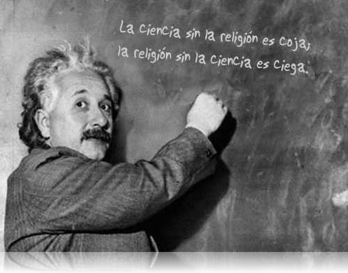 Einstein y la Religión