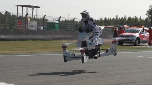 Hoverbike- The future of bike riding