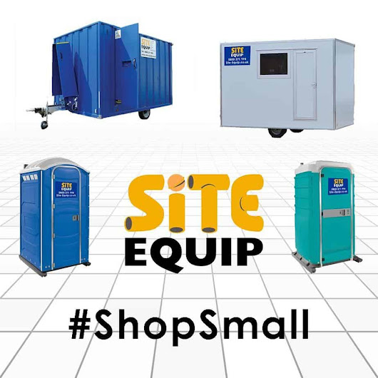 Small Business Saturday UK • Site Equip