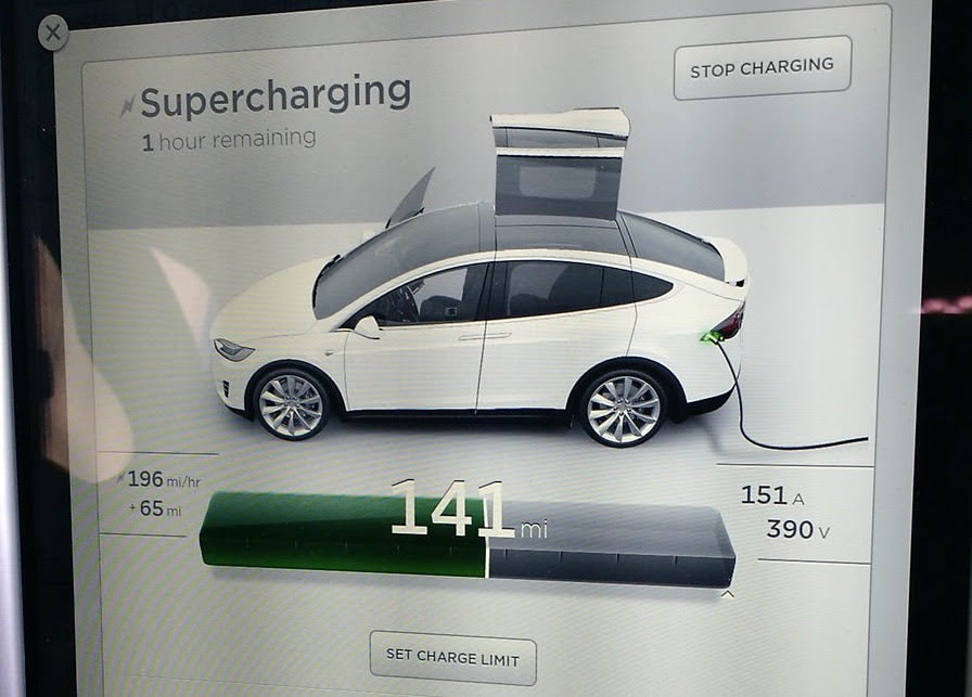 How Long Does A Tesla Take To Charge >> How Long Does It Take To Charge A Tesla Model X At Home