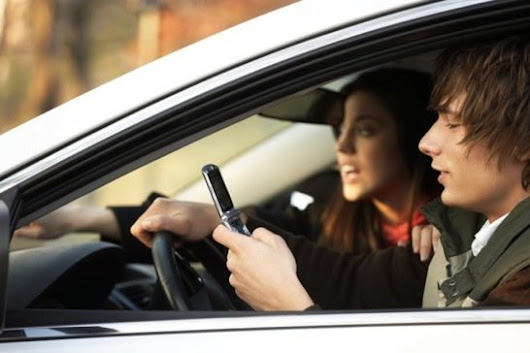 Distracted Driving Claims Thousands of Lives Every Year