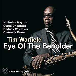 Tim Warfield - Eye OF The Beholder  cover