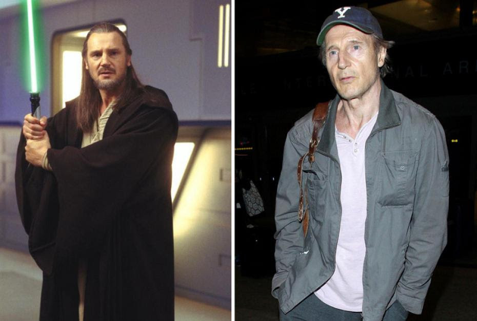 Star Wars 7: le foto che ci mostrano come sono cambiati gli attori