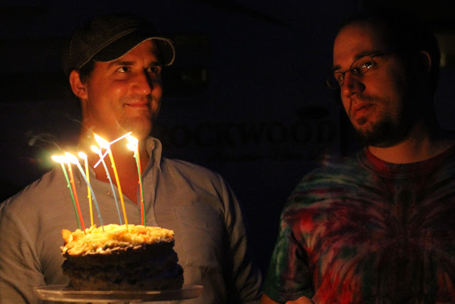 Ryan's birthday