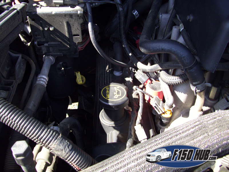 How To Change The Engine Oil In A Ford F 150