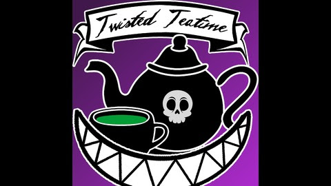Twisted Teatime Episode 112 Into the Dreamlands from The Mad Catter Presents: Twisted Teatime