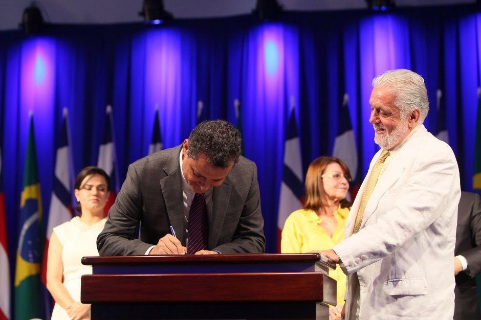 Rui Costa toma posse como novo governador da Bahia / Divulgação/Governo da Bahia
