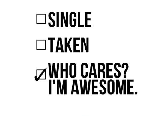 Happy Being Single Quotes Sayings Happy Being Single Picture Quotes