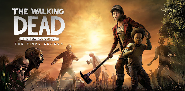 The Walking Dead Game Wallpaper