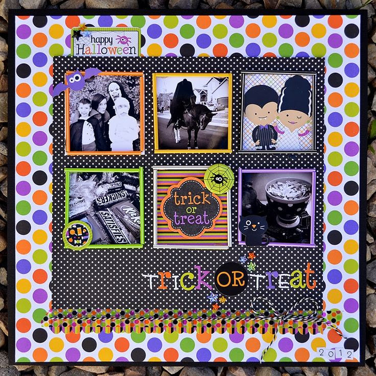 wendysue_happy_halloween_pixie_layout.jpg (900×900)