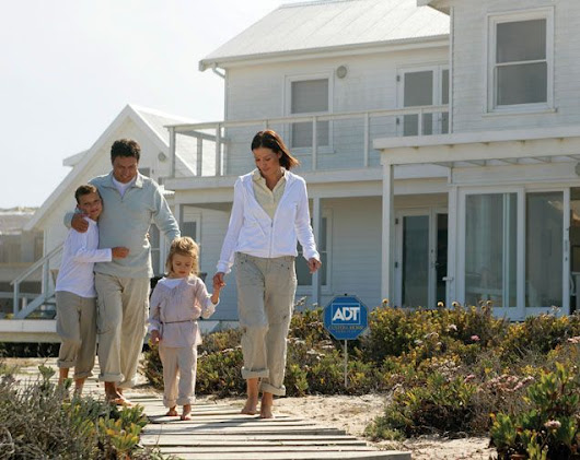 5 Ways ADT Pulse Offers Peace of Mind for Your Vacation Home... other than burglary protection