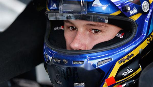 Todd Gilliland Has Another Strong Showing In The K&N Pro Series West