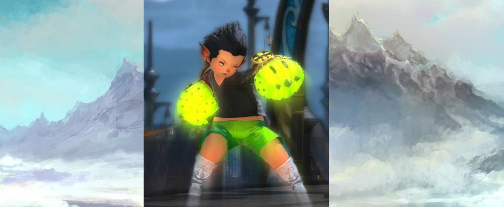 Final Fantasy XIV has the best damn outfits screenshot