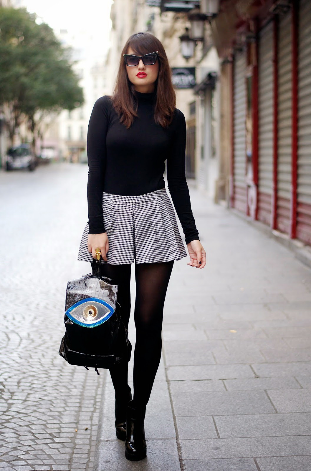 10 ways to wear shorts in winter 2020  fashiontasty