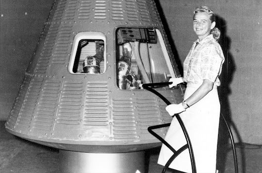 Amazon developing 'Mercury 13' as series about women tested for spaceflight | collectSPACE