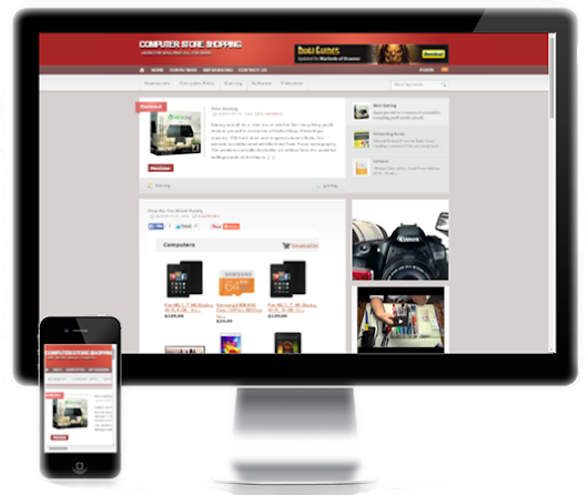 Turnkey Computer Store Website | Turnkey Websites Fully Automated