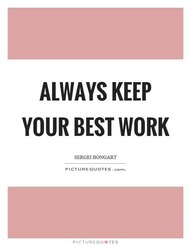 Sergei Bongart Quotes Sayings 13 Quotations