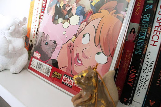 Bookshelf Series: The Unbeatable Squirrel Girl Volume 1 Issue 1 Review
