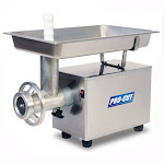 Tor-Rey Pro-Cut KG-12-FS Food Service Meat Grinder - 3/4 HP | Bakedeco