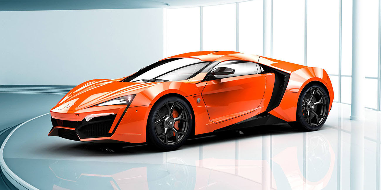 Top 10 Most Expensive Sports Cars in the World