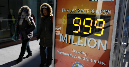 Dear Powerball Winner: Take Our Advice and Take the Annuity - The New York Times