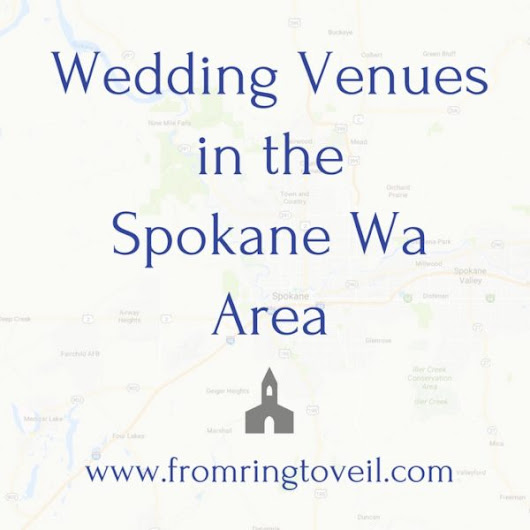 123 - Wedding Venues in the Spokane Wa Area | From Ring to Veil Wedding Planning Podcast