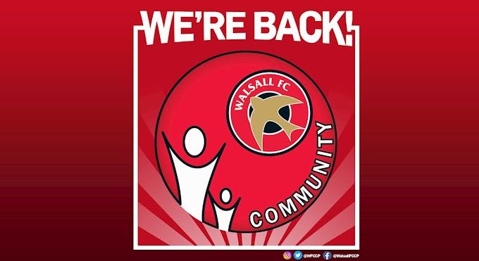 WFCCP: Community Programme to Restart Activities