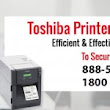 What troubles are fixed by Experts at Toshiba Printer Support?