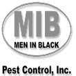 Men In Black Pest Control, Inc.