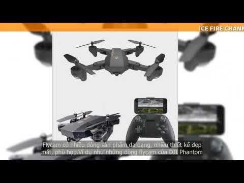 Flycam là gì? Tìm hiểu về thiết bị bay điều khiển từ xa