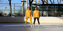 Young Harlem Figure Skaters Debut Beyoncé's Spring Ivy Park Collection