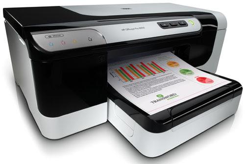 HP OfficeJet Pro 8000 (Foto: Divulgação)