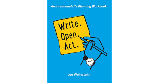 Sheila Hamilton's review of Write, Open, Act