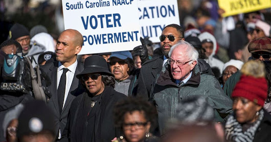Bernie Sanders on MLK Day: Trump is a 'racist' - U.S. News - Haaretz.com