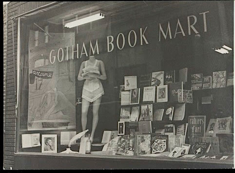 Wise men once fished at the Gotham Book Mart